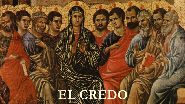*SPANISH* Apostle's Creed Prayer Card